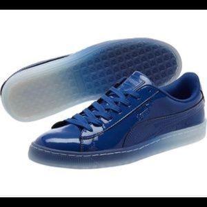 7c Sneakers Puma Grey Poshmark Suede Baby Fun Shoes Smash Size wqq4fU8